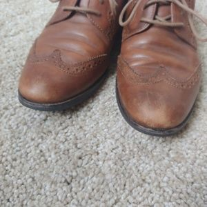 Cole Haan Shoes - Cole Haan wingtip oxford lace up shoes